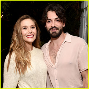 Elizabeth Olsen & Boyfriend Robbie Arnett Make First Appearance as Couple!
