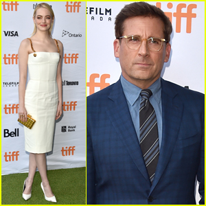 Emma Stone & Steve Carrell Bring 'Battle of the Sexes' to TIFF