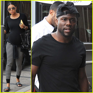 Kevin Hart & Wife Eniko Reunite Amid Explicit Tape Scandal