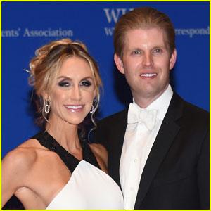 Eric Trump & Wife Lara Welcome Son Eric Luke Trump