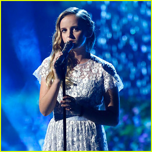 Evie Clair Sings Emotional Tribute to Late Dad on 'America's Got Talent' Finals (Video)