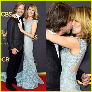 Felicity Huffman & William H Macy Are Double Nominees at Emmys 2017!