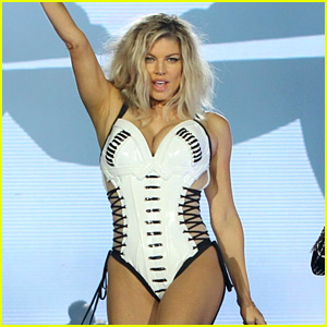 Fergie Is Looking Fierce for Her Rock in Rio Concert!