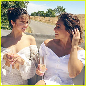 Francia Raisa Calls Selena Gomez 'My Sister, My Forever Friend'