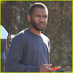 Frank Ocean Enjoys a Solo Outing in Los Angeles