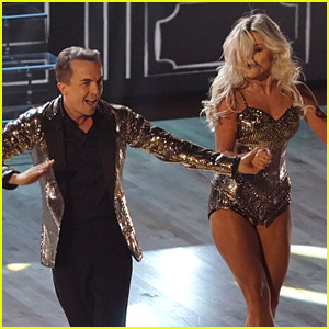 Frankie Muniz Earns Top Score of Season on 'DWTS' Latin Night (Video)