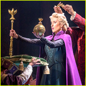 'Frozen the Musical' First Look Photos Revealed Ahead of Broadway Run!