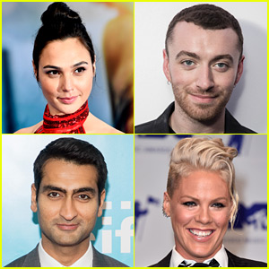 Gal Gadot & Kumail Nanjiani Set as 'SNL' Hosts, Sam Smith & Pink to Be Musical Guests!