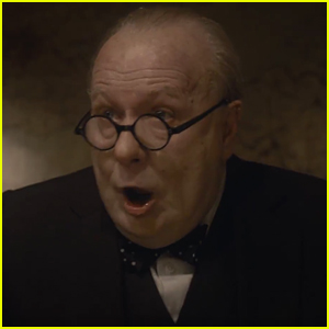 Gary Oldman Transforms into Prime Minister Winston Churchill in 'Darkest Hour' Trailer - Watch Now