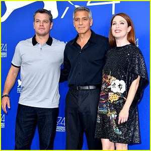 Matt Damon Explains How George Clooney Got Him to Sign on for 'Suburbicon'