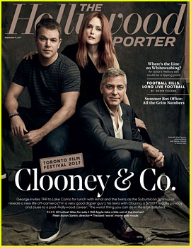 George Clooney Doesn't Think He's a Leading Man in Hollywood Anymore