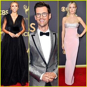 Giuliana Rancic, Brad Goreski, Kristin Cavallari, & More TV Hosts Attend the Emmys!