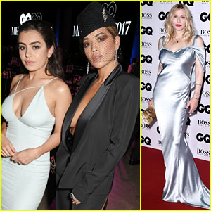 Charli XCX, Rita Ora, Courtney Love & More Attend GQ Men of The Year Awards 2017
