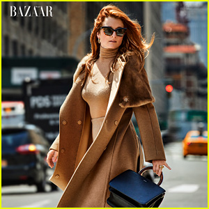 Grace Gummer Credits Her Confidence to Her Bold Red Hair