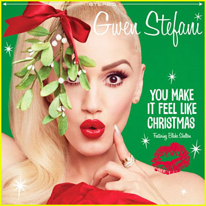 Gwen Stefani & Blake Shelton: 'You Make It Feel Like Christmas' - Stream, Lyrics & Download!