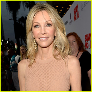 Heather Locklear Updates Fans After Car Crash