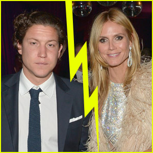 Heidi Klum Confirms Split From Vito Schnabel After Three Years Together