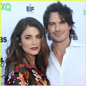 Ian Somerhalder & Nikki Reed Issue Joint Statement in Response to Birth Control Pill Flushing Controversy