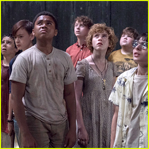 The Losers Club from 'It' Takes Us Behind the Scenes (Exclusive Video)