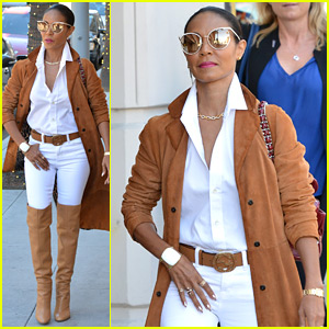 Jada Pinkett Smith Is Selling Her Clothes for Charity!