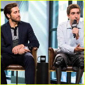 Jake Gyllenhaal Opens Up About Playing Boston Marathon Bombing Survivor Jeff Bauman