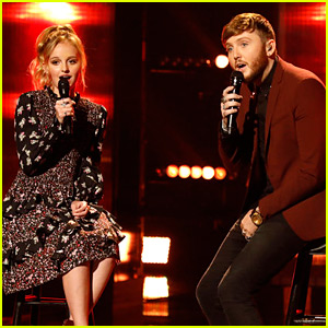 James Arthur Sings with Evie Clair & Chase Goehring on 'AGT' Finale! (Video)