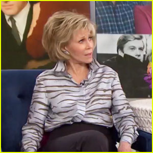 Jane Fonda Responds to Megyn Kelly's Plastic Surgery Questions: 'We Really Want to Talk About That Now?'