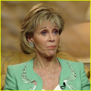 Jane Fonda Reflects on Megyn Kelly's Awkward Plastic Surgery Question: 'It's A Weird Thing to Bring Up'