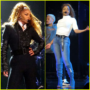 Janet Jackson's 'State of the World' Tour Set List Revealed - See Opening Night Photos!