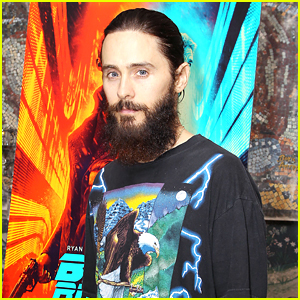 Jared Leto Attends 'Blade Runner 2049' Screening in NYC