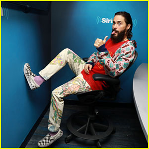 Jared Leto Addresses Rumors of Giving Weird Gifts as The Joker on 'Suicide Squad' Set!