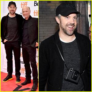 Jason Sudeikis & Ed Harris Team Up for 'Kodachrome' Premiere at TIFF