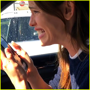 Jennifer Garner Shares Hilarious Video of Herself on Laughing Gas - Watch Now!