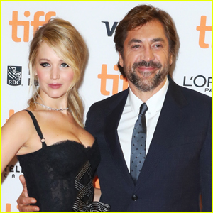 Jennifer Lawrence Had to Explain the Kardashians to Javier Bardem