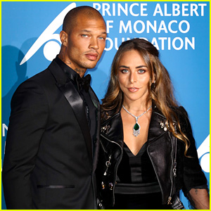 Jeremy Meeks & Chloe Green Make Their Red Carpet Debut!