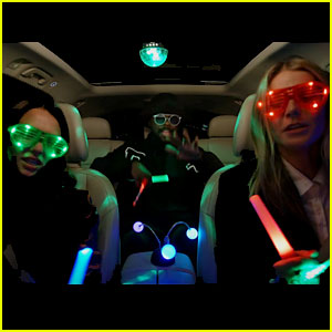 Jessica Alba, will.i.am & Gwyneth Paltrow Have a Roadside Rave in 'Carpool Karaoke' - Watch Now!