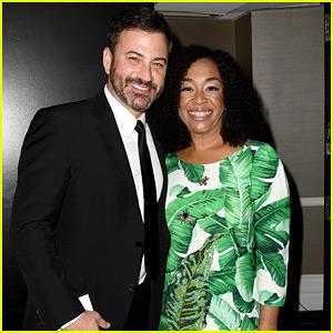 Jimmy Kimmel Hosts Vanguard Awards for L.A.'s LGBT Center