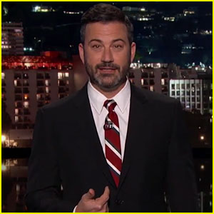 Jimmy Kimmel Hits Back at Senator Cassidy Over Healthcare Bill - Watch Now!