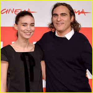Joaquin Phoenix Opens Up About Living with Rooney Mara
