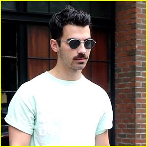 Joe Jonas Calls Brother Nick's New Song 'Fire'!