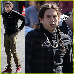 Jonah Hill Looks So Slim on 'Maniac' Set, Gets Compared to Post Malone