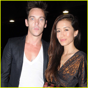 Jonathan Rhys Meyers Reunites With Wife Mara Lane After Miscarriage News