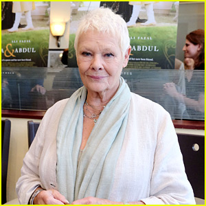 Judi Dench Learns to Rap in Hilarious & Adorable Video!