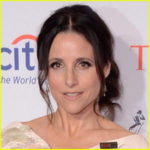 Celebrities Send Love to Julia Louis Dreyfus After Breast Cancer Reveal
