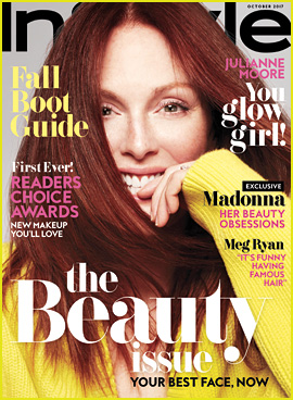Julianne Moore Tells 'InStyle' That It's a 'Privilege to Age'