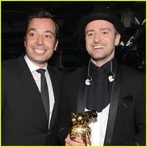 Justin Timberlake Wishes 'Bro' Jimmy Fallon Happy Birthday  - See the Photo!