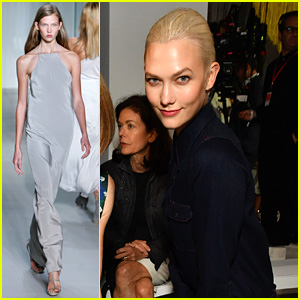 Karlie Kloss Looks Back at NYFW Debut, Ten Years Later!