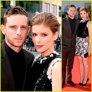 Kate Mara & Jamie Bell Are a Handsome Couple at TIFF 2017!