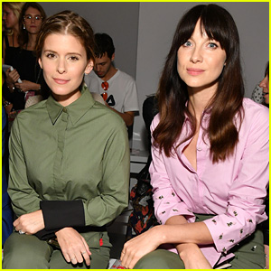 Kate Mara & Caitriona Balfe Kick Off NYFW with Noon by Noor!
