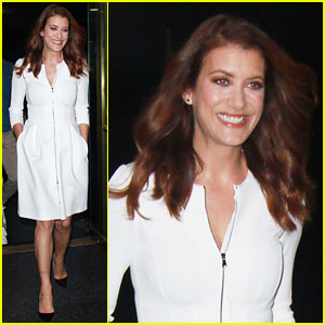 Kate Walsh Found Out About Her Brain Tumor & Had Surgery 3 Days Later (Video)